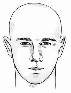 Face Shape Drawing At Getdrawings