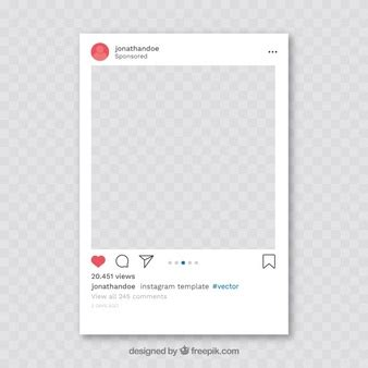 Instagram Mockup Instagram Mockup Vectors Photos And Psd Files Free