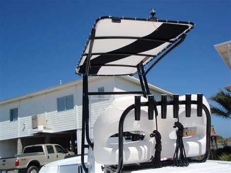 Canvas Bimini Tops For Boats by Pin Boat Covers Gold Coast Bimini Tops Canvas On