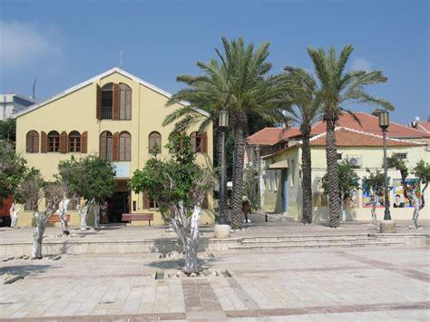 Israel Travel Tours Neve Tzedek boutiques