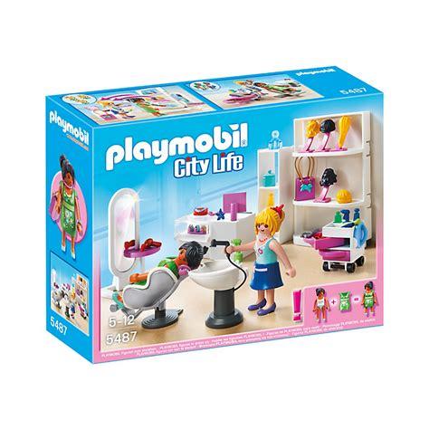 hello chambre bébé playmobil salon kosmetyczny 5487 smyk com
