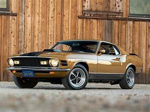 Featured Car of the Week: 1970 Bright Gold Ford Mustang Mach 1 – Classic Car Collector News