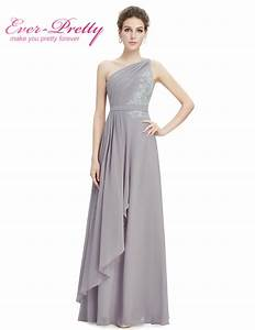 Simple cheap long bridesmaid dress wedding party dress for Cheap wedding reception dresses