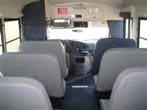 Thomas School Bus Inside