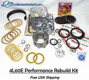 The Best High Performance Super Master Rebuild Kit For Gm 4l60e 4l65e 1997