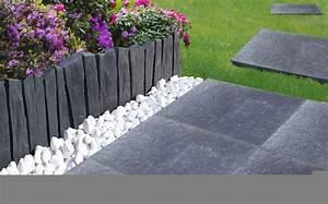 Bordure De Jardin : construire facilement une bordure de jardin monjardin ~ Melissatoandfro.com Idées de Décoration