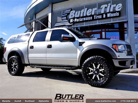 ford raptor   fuel maverick wheels exclusively