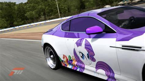 pony forza  magic youtube