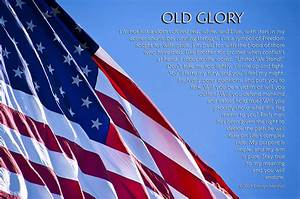 Old Glory Photograph by Carolyn Marshall