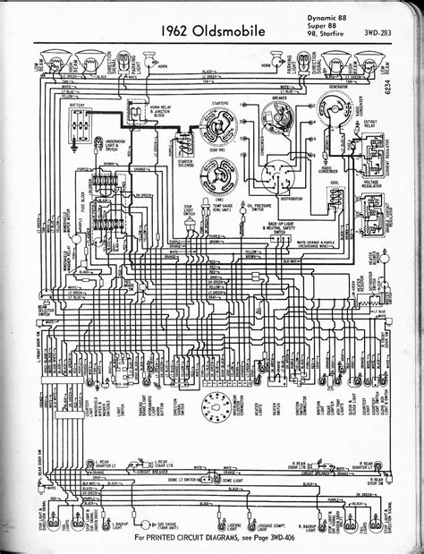 1958 Oldsmobile Ignition Switch Wiring Diagram by 62 Black Yellow Wire Classicoldsmobile