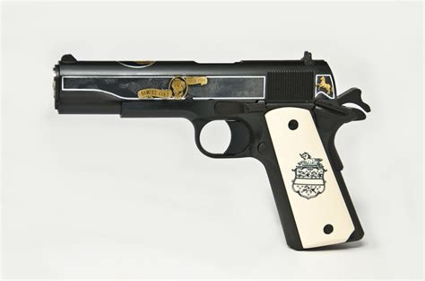Colt Donates Commemorative Firearm to Museum - Guns & Ammo
