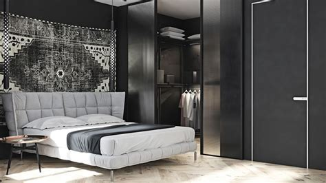 Two Black And Gray Homes With Chic Simplicity by 3024 Best Bedroom Designs Images On Bedroom