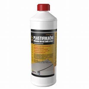 Plastifikační přísady do betonu