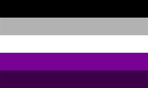 asexual colors gray asexual 1 by pride flags on deviantart