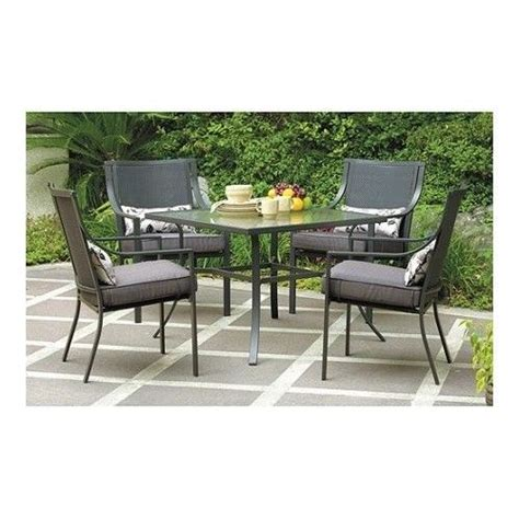 patio table and chairs walmart dining table set for 4 patio furniture clearance sets