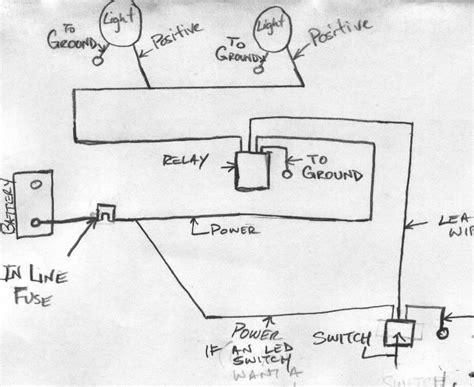 road lights wiring diagram ranger the