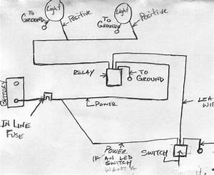 Off Road Light Wiring Diagram No Relay