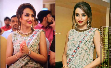Actress Trisha At Unicef Event Function Gallery