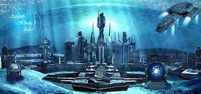 Stargate Atlantis Ship Gifs Atlantean Animated Gifer