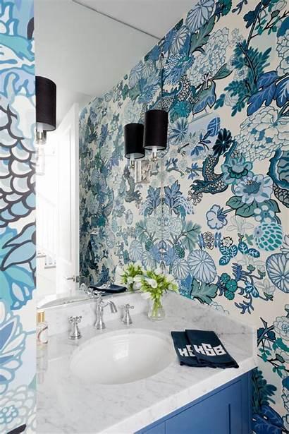 Powder Asian Inspired Bathroom Feldman Hgtv Jenn