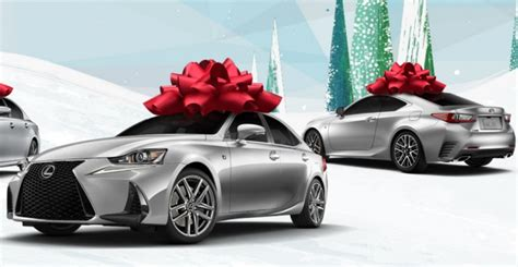 lexus bow iconic red bows are back on lexus vehicles lexus of
