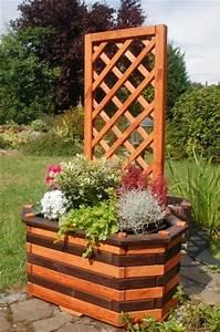 Pergola Elemente Holz : pergola holz mit pflanzkasten ~ Sanjose-hotels-ca.com Haus und Dekorationen