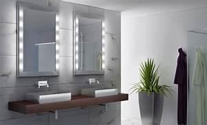 Licht Für Spiegel : das beste licht f r den badezimmerspiegel ~ Markanthonyermac.com Haus und Dekorationen