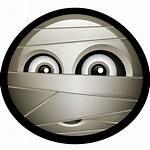 Halloween Mummy Icon Hopstarter Avatar Donate Artist