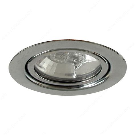 20w halogen recessed or surface mounted richelieu hardware