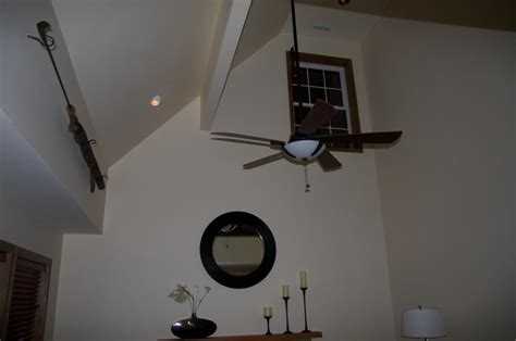 ceiling fan for angled ceiling angled ceiling fan pranksenders
