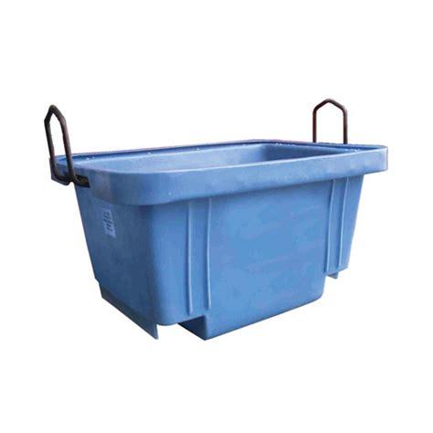 crane tubs crane lift mortar tub