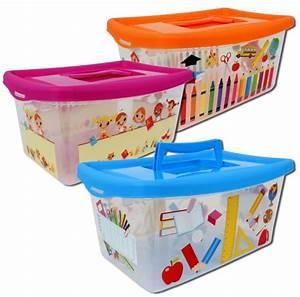 Aufbewahrungsbox Für Kinder : aufbewahrungsboxen mit deckel kunststoff transparent dj68 ~ Whattoseeinmadrid.com Haus und Dekorationen