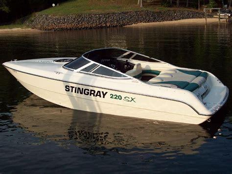 Stingray Boats Speed 22ft 220sx stingray speed boat performancetrucks net forums