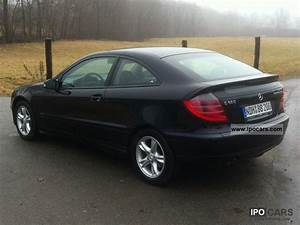 2003 Mercedes-benz C 180 Kompressor Sports Coupe Indianapolis   T O P