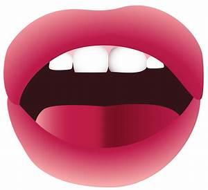 Open mouth clipart web - Clipartix