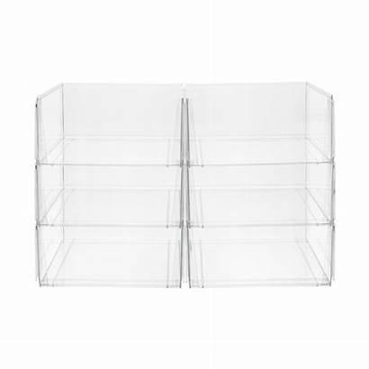 Stackable Sweater Premium Bins Cases Containerstore Bin