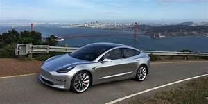 Tesla Model 3 Price : the most affordable tesla car model 3 is beginning production ~ Maxctalentgroup.com Avis de Voitures
