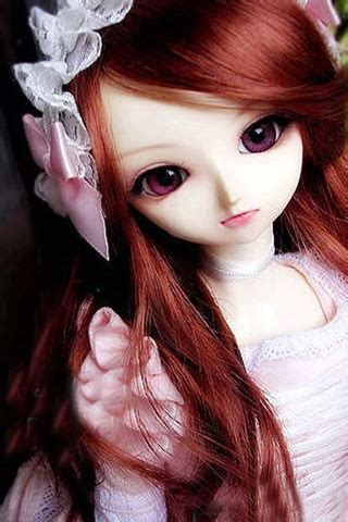Animated Dolls Wallpapers For Mobile - doll for apple iphone4 2 free iphone