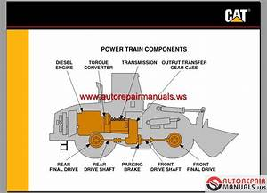 Cat Advance Training - Power Train Works Wears