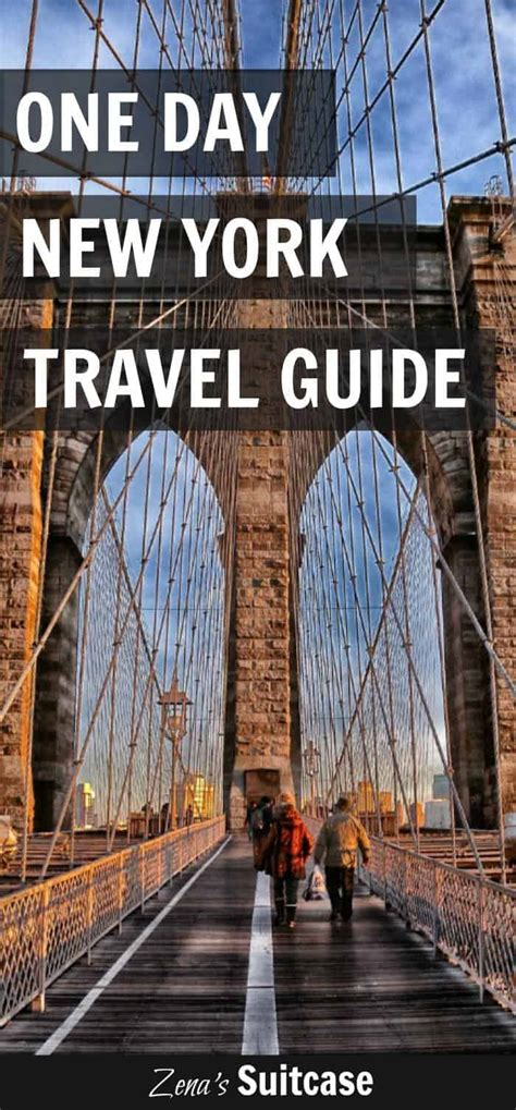 24 Hours In New York Travel Guide  Zena's Suitcase