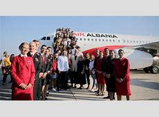 Air Albania, the new national airline of the country