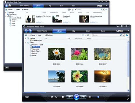 Windows Media Player 11 (windows)