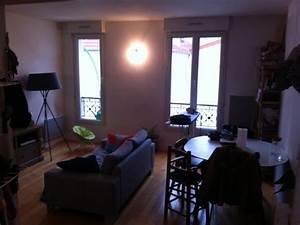 Aménager Un Salon Carré : comment am nager sejour salon avec cuisine ouverte ~ Melissatoandfro.com Idées de Décoration