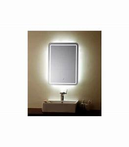 miroir lumineux led sadir banyo With pradel miroir salle bain