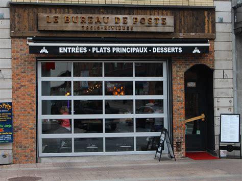 bureau de poste restaurant le bureau de poste restaurant sdc centre ville trois rivi 232 res
