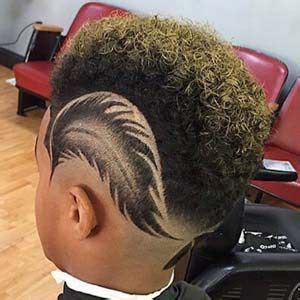 feather boys faded haircut design awesome hairstyles