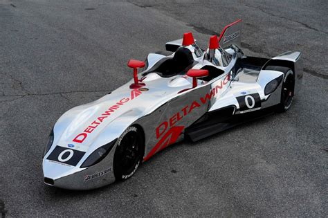 nissan race car delta wing image deltawing race car gets shiny new livery for 2013