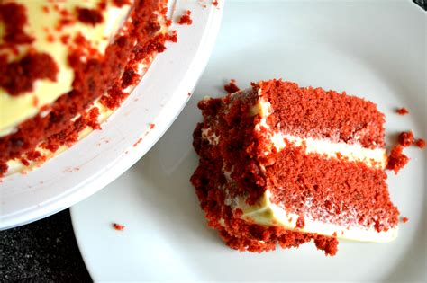 Sarkanā velveta kūka