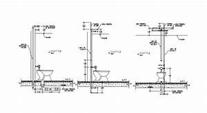 Placement Toilet With Manual Fluxo Meter Plumbing