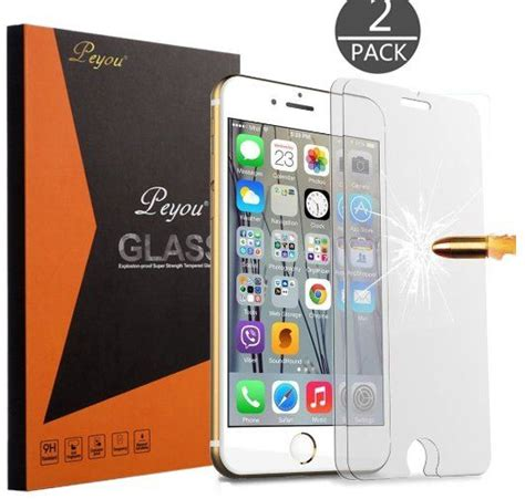 best iphone se screen protector reviews tempered glass